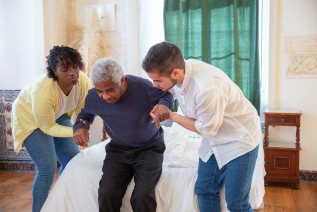 Innowacyjne formy sprawowania opieki nad osobami niesamodzielnymi i ich opiekunami  nieformalnymi/rodzinnymi/faktycznymi